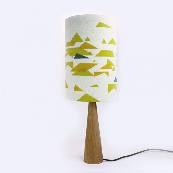 Jennie Jackson, St Ives Tall lampshade