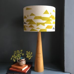 Jennie Jackson, St Ives contemporary designer Lampshade